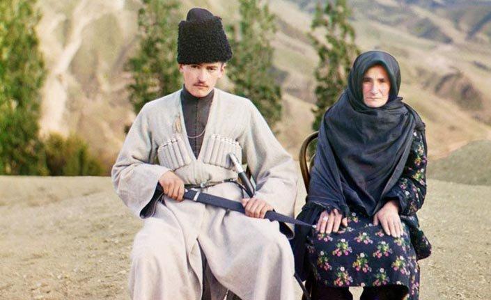 Kafkasya da Bir Kördüğüm Dağıstan