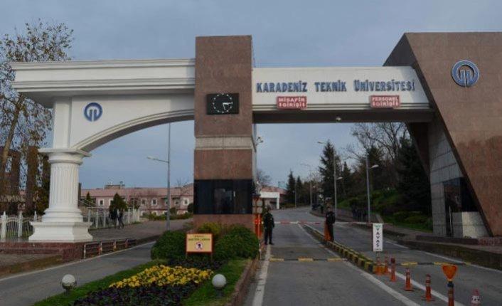 Karadeniz Teknik Üniversitesi 'Akraba üniversitesi oldu' eleştirisi