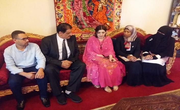 Mısır basın heyetinden Keşmir'e altı günlük ziyaret