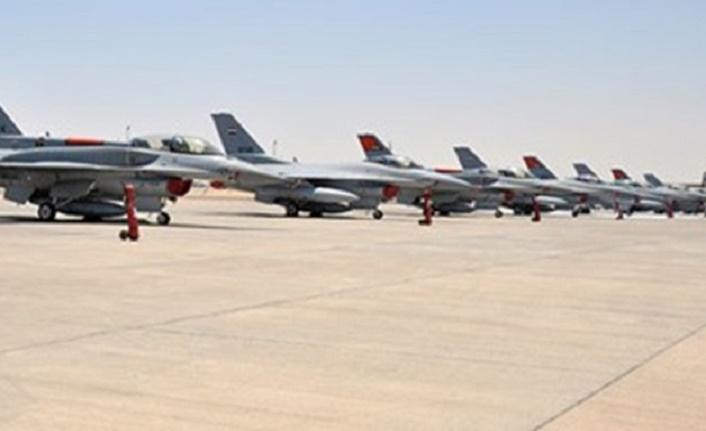 Mısır'da ABD iş birliğiyle askeri hava üssü modernize edildi