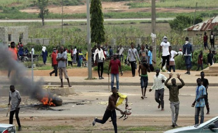 Orta Afrika Cumhuriyeti'nde şehir hakimiyeti kavgası.. 23 ölü