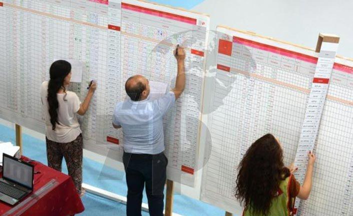 Ülkenin yarısının katılmadığı seçimlerde sandıkların yarısı açıldı
