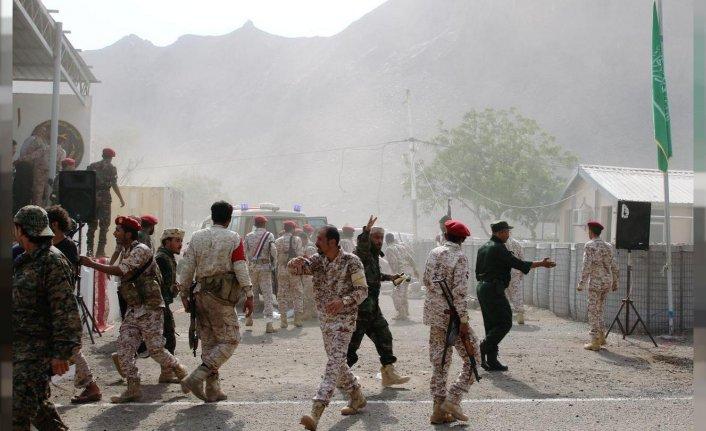 Yemen'de etkisiz hale getirilmek istenen bomba patladı: 4 ölü
