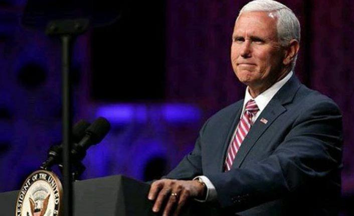 ABD Başkan Yardımcısı Pence, yarın Türkiye'de olacak