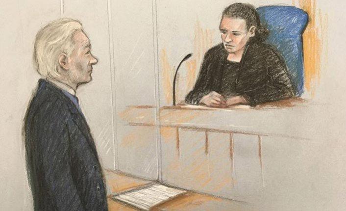 Assange'nin talebi reddedildi
