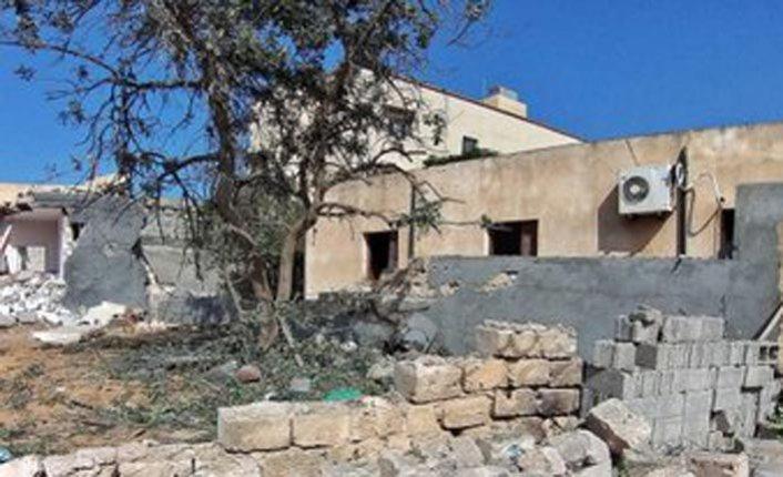 Hafter güçleri sivillerin evini hedef aldı..  3 ölü, 2 yaralı