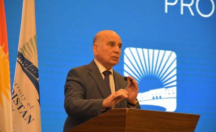 Irak'tan petrole bağımlılığın azaltılması çağrısı