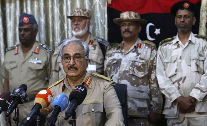 Libya'da savcılıktan Hafter için yakalama emri