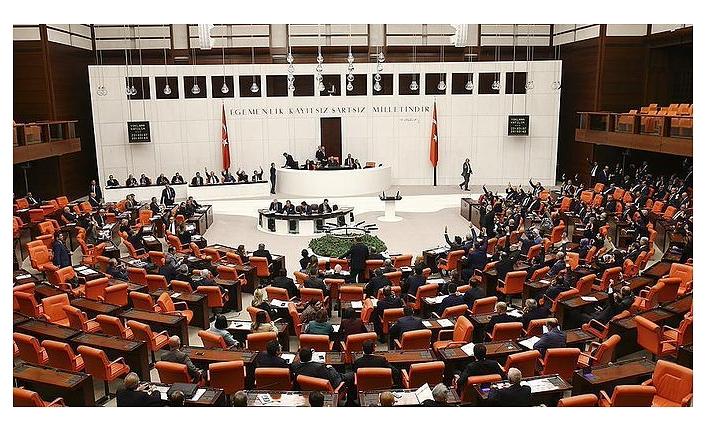 Lübnan tezkeresi Meclis'te