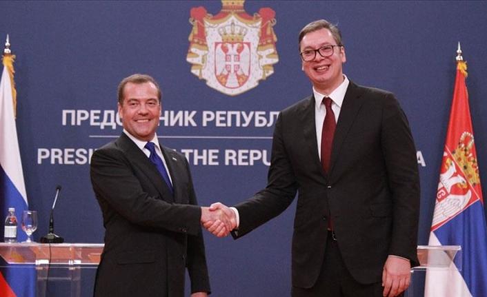 'Sırbistan, Rusya'nın ender dostlarından biri'