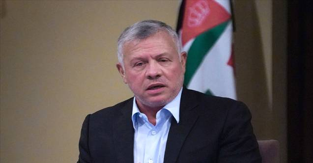 Kral 2. Abdullah'a bir destek de Avrupa Birliği'nden