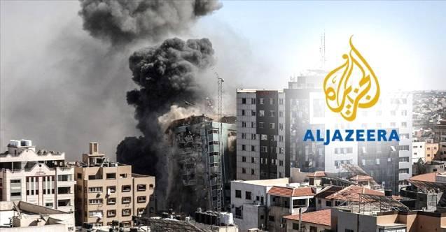 Al Jazeera: İsrail'in yaptığı barbarlık