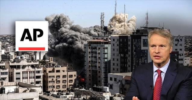 AP Başkanı İsrail saldırısı sonrası şaşkınlığı gizleyemedi: Dehşete düştük