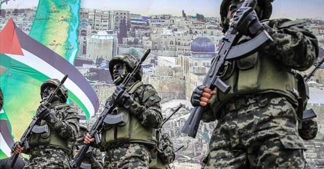 İsrail'e karşı 'Kudüs'ün Kılıcı' operasyonu başlatıldı