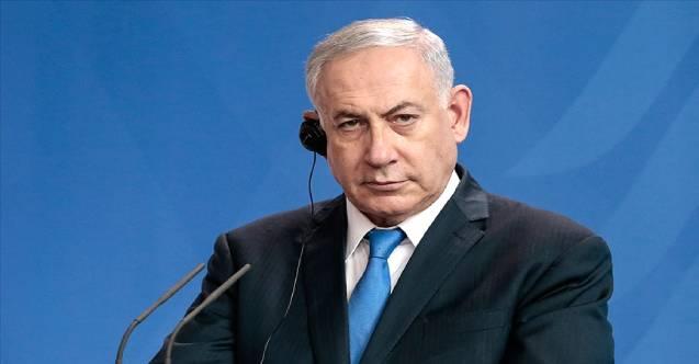 Netanyahu: ABD arkamızda