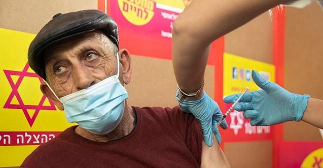 İsrail'den 3. doz aşı kararı