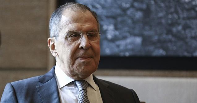Lavrov: ABD ile beraber çalışacağız