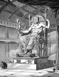 Eski Yunan Olimpik Tanrıları