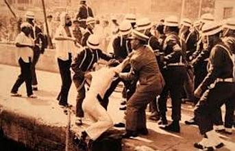 Tarihte Bugün (17 Temmuz): 6. Filo askerleri denize atıldı