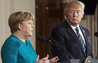 Almanya artık ABD'ye ve Beyaz Saray'a güvenmeyecek