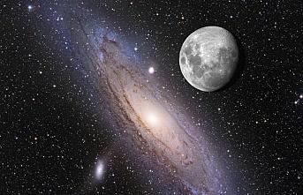 Andromeda galaksisi en yakın komşusunu yemiş