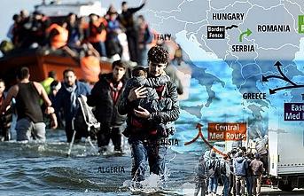 """Çocuksuz Liderlerin Kıtasında """"Göçmen İstilası"""" Korkusu"""