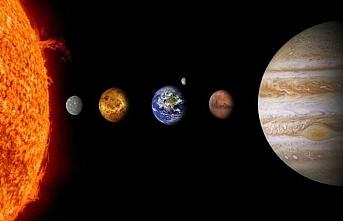 Dünya ve Mars bu gece görüşecek