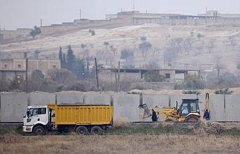 """Gaziantep'in Suriye sınır yakını """"Özel Güvenlik Bölgesi"""""""