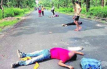 Hindistan'da Mao grubuyla çatışma: 8 ölü