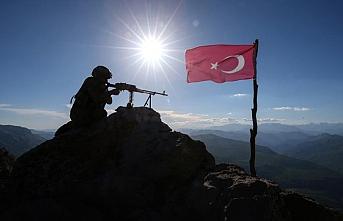 İçişleri Bakanlığı: 40 terörist etkisiz hale getirildi