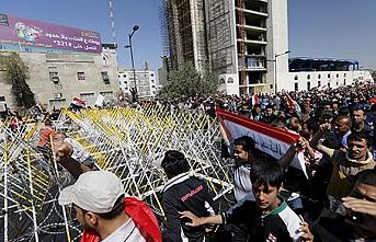 Irak'ta protestolar sonrası sokağa çıkma yasağı