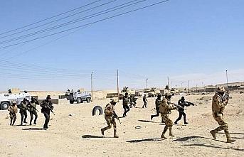 Kaçırılan Mısırlı askerler kurtarıldı