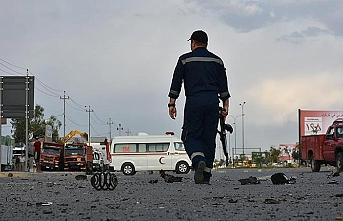 Kerkük'te emniyet güçlerine bombalı saldırı