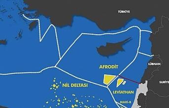 Kıbrıs'ta büyükelçilerden doğal gaz için Türkiye tehdidi