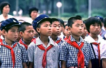 Kuzey Kore'deki çocuklarda büyüme geriliği