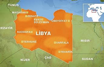 Libya ve Çad arasında güvenlik iş birliği