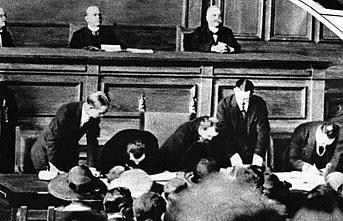 Tarihte Bugün (24 Temmuz): Lozan Barış Antlaşması imzalandı