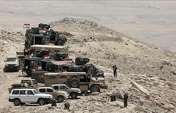 Mahmur'daki ortak DEAŞ operasyonu tamamlandı