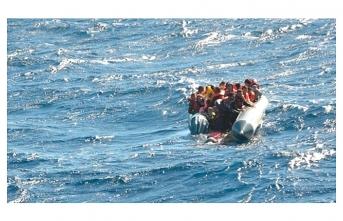 Midilli yolunda batan botta FETÖ üyeleri
