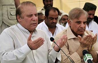 Navaz Şerif'ten Pakistan seçimlerinde şaibe iddiası