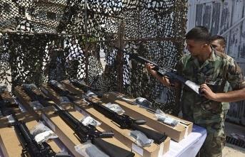 PKK, ABD'den aldığı silahları karaborsada satıyor