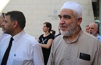 Raid Salah'ın yakınlarına 'Aksa yasağı'