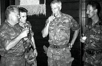 Savaş suçlusu eski Sırp askerlere 82 yıl hapis