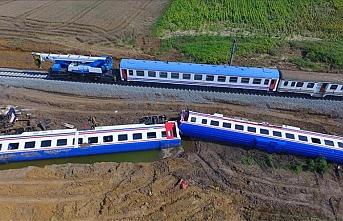 Tekirdağ'daki tren kazası ile ilgili acı haber