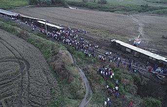 Tekirdağ'daki tren kazasında ölenlerin isimleri belli oldu