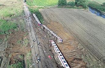 Tren kazasıyla ilgili başsavcıdan açıklama