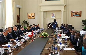 Türkiye ile Zambiya arasında 12 anlaşma imzalandı