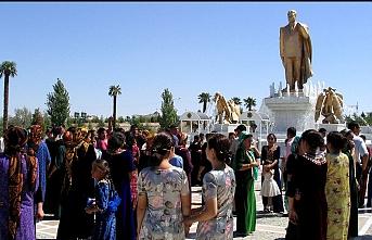 Aşkabat'ın nüfusu artık bir milyon