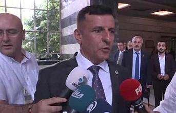 Bahçeli'den İYİ Parti'li Arkaz'a davet