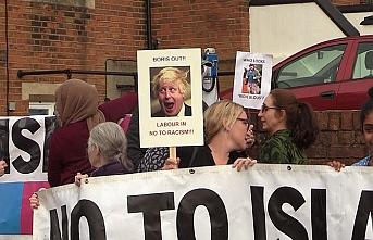 Boris Johnson'un peçe söylemine tepkiler büyüyor
